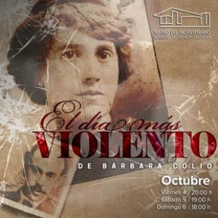 El día más violento, de Bárbara Colio