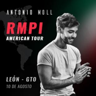 ANTONIO MOLL: 'RECUPERANDO MI PODER INTERIOR AMERICAN TOUR'