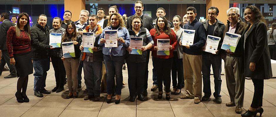 CÓCTEL DE AGRADECIMIENTO A PROVEEDORES 2017