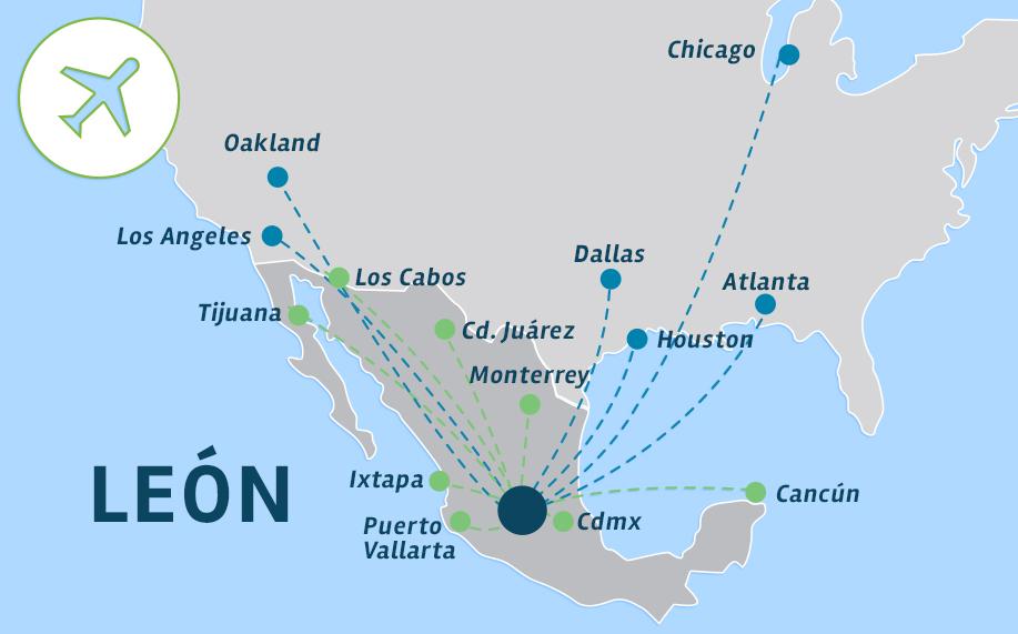 León en el corazón de México