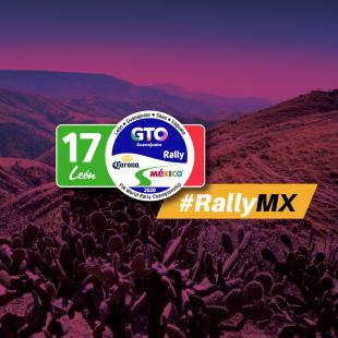 WRC - RALLY GUANAJUATO CORONA 2020