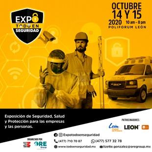 EXPO TODO EN SEGURIDAD