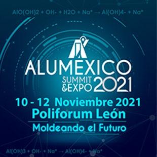 ALUMEXICO SUMMIT Y EXPO 2021