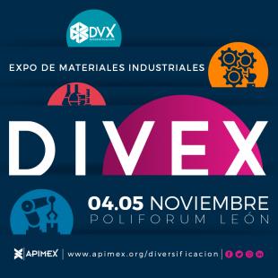 DIVEX  Expo de materiales industriales