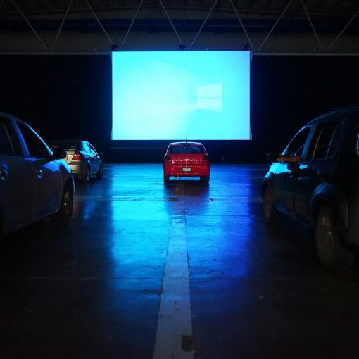 Llega Auto Cinema Poliforum, una nueva experiencia de entretenimiento para toda la familia